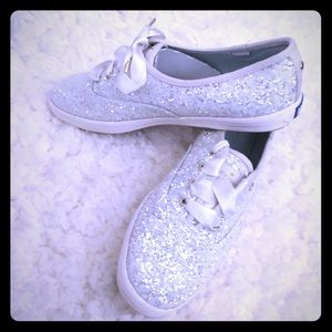 FUN! Kate Spade for Keds Sparkle Sneakers!
